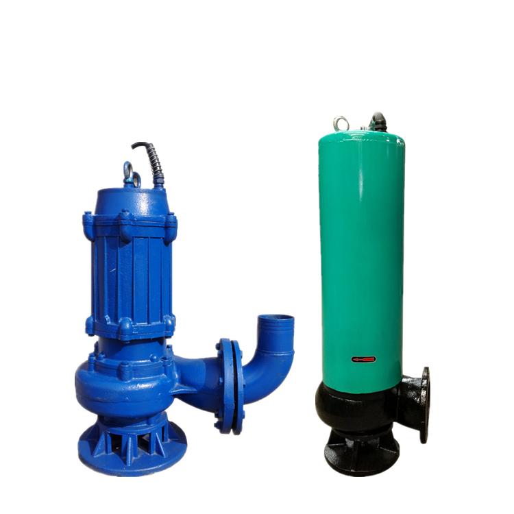 污水污物(泥浆、泥沙)潜水电泵