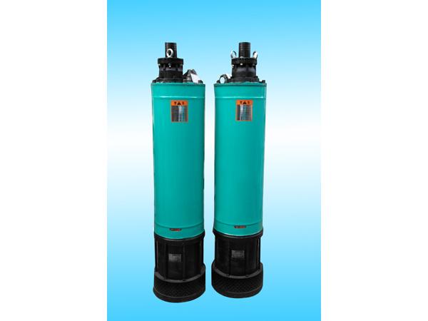 WQX污水潜水电泵4